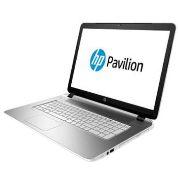 "Prijenosno računalo HP Pavilion 17-g010nm N6C23EA / Core i5 5200U, DVDRW, 4GB, 1000GB, GeForce 940M, 17.3"" WLED HD, LAN, BT, HDMI, kamera,  USB 3.0, DOS, bijelo"