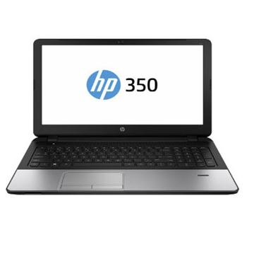Prijenosno računalo HP 350 G2 K9H85EA / Core i5 5200U, DVDRW,  4GB, 500GB, HD Graphics, 15.6 LED HD, G-LAN, BT, kamera, HDMI, USB 3.0, DOS, crno