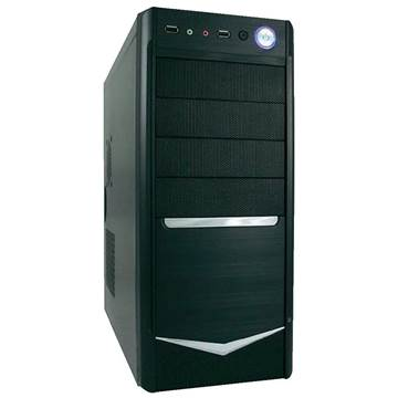 Računalo LINKS Helium 210AH WIN - AMD A4 X2 4000 (3.2GHz), 4GB, 500GB, DVDRW, AMD Radeon HD 7480D, Windows 10, Antivirusna zaštita