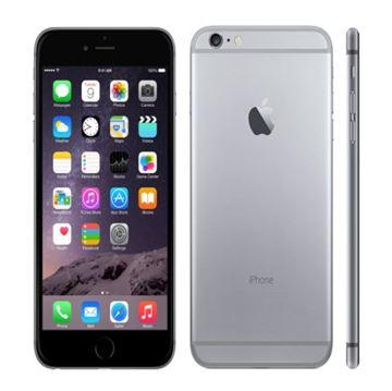 "Smartphone APPLE iPhone 6 Plus, 5.5"" FullHD IPS multitouch, DualCore Cyclone 1.4GHz, 1GB RAM, 16GB Flash, 2x kamera, 4G / LTE, BT, GPS, iOS 8, srebrni"