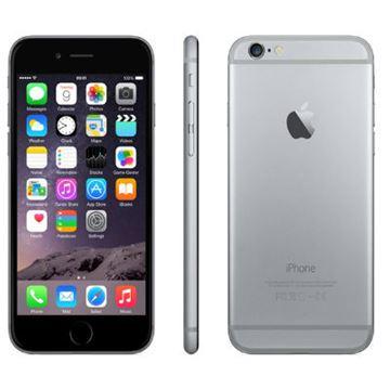 "Smartphone APPLE iPhone 6, 4.7"" IPS multitouch, DualCore Cyclone 1.4GHz, 1GB RAM, 64GB Flash, 2x kamera, 4G / LTE, BT, GPS, iOS 8, sivi"