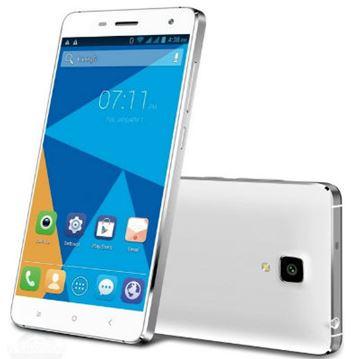 "Smartphone DOOGEE DG850 Hitman, 5"" multitouch, QuadCore MT6582 1.3GHz, 1GB RAM, 16GB Flash, Dual SIM, kamera, BT, GPS, Android 4.4, bijeli"