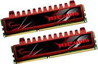 Memorija PC-10666, 4 GB, G.SKILL Ripjaws series, F3-10666CL9D-4GBRL, DDR3 1333MHz, kit 2x2GB