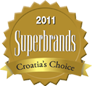 Superbrands Croatia's Choice 2011