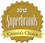 Superbrands Croatia's Choice 2012
