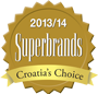 Superbrands Croatia's Choice 2013