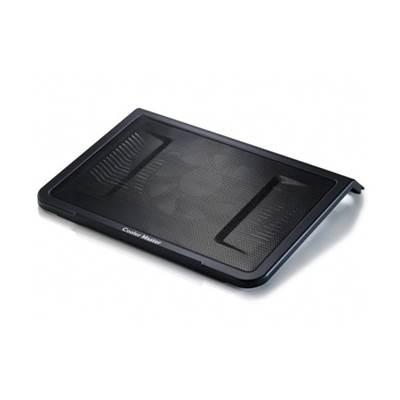 """Hlađenje za notebook COOLERMASTER NotePal L1, do 17"""", ultra slim, crno"""
