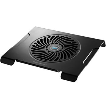 "Hlađenje za notebook COOLERMASTER NotePal CMC3, do 15"", crno"