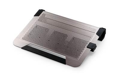 "Hlađenje za notebook COOLERMASTER NotePal U3 Plus, do 19"", titanium"