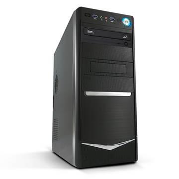 Računalo LINKS Radon 325IR - INTEL i5 4460 (3.4GHz), 8GB, 1000GB, Intel HD Graphics 4600, DVDRW, Antivirusna zaštita