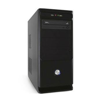 Računalo LINKS Xenon 120IX - INTEL Celeron G1820 (2.7GHz), 4GB, 500GB, DVDRW, Intel HD Graphics, Antivirusna zaštita
