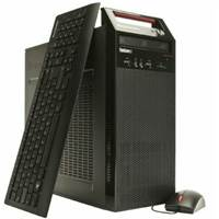 Računalo LENOVO ThinkCentre Edge 73 10DSS00300 / Intel Pentium G3250 3.20GHz, 4GB, 1000GB, Intel VGA, DVDRW, G-LAN, tipkovnica, miš, Windows 8.1 Pro/dwn. to Windows 7 Pro