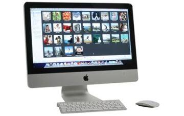"Računalo APPLE iMac 21.5"", Intel Core i5 1.4GHz, 8GB, 500.0GB, Intel HD Graphics 5000, tipkovnica, miš,  OSX Mavericks, mf883cr/a"