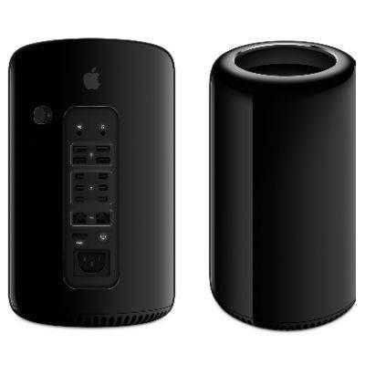Računalo APPLE Mac Pro, 6-Core Intel Xeon E5 3.5GHz, 4x4GB, 256GB SSD, Dual AMD FirePro D500, G-LAN, WiFi, BT, md878cr/a