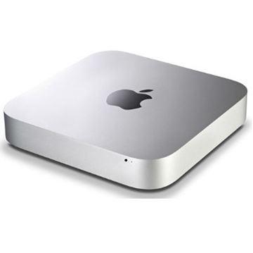 Računalo APPLE Mac mini, Core i5 1.4GHz, 4GB, 500GB, Intel HD Graphics 5000, USB, G-LAN, WiFi, BT, OS X Yosemite, mgem2z/a