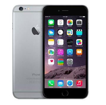 "Smartphone APPLE iPhone 6, 4.7"" IPS multitouch, DualCore Cyclone 1.4GHz, 1GB RAM, 16GB Flash, 2x kamera, 4G/LTE, BT, GPS, iOS 8, sivi"