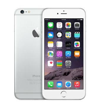 "Smartphone APPLE iPhone 6, 4.7"" IPS multitouch, DualCore Cyclone 1.4GHz, 1GB RAM, 128GB Flash, 2x kamera, 4G / LTE, BT, GPS, iOS 8, srebrni"