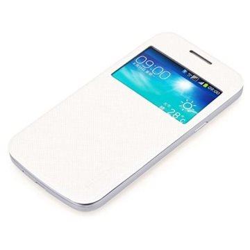 Futrola SAMSUNG Flip Cover, za Galaxy G350, bijela