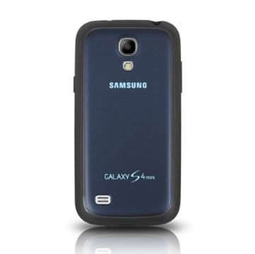 Cover SAMSUNG, za Galaxy S4 mini, silikonski, tamno plavi