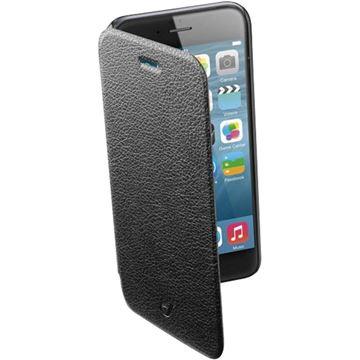 Futrola CELLULARLINE Book/Flap Essential, za IPHONE 6, crna