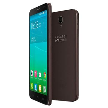 "Smartphone ALCATEL One Touch Idol 3 OT-6039Y, 4.7"" IPS multitouch, QuadCore 1.2GHz, 1,5GB RAM, 8GB Flash, 2x kamera, WiFi, BT, GPS, Android 5.0.2, sivi"