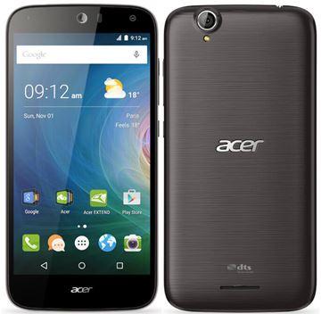 "Smartphone ACER Liquid Z530, 5""  multitouch , QuadCore MediaTek MT6735 1.3 GHz, 1GB RAM, 8GB Flash, Dual SIM, MicroSD, kamera, BT, Android 5.1, crni"