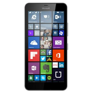 "Smartphone MICROSOFT Lumia 640 DS, 5"" IPS multitouch, QuadCore Cortex A7 1.2 GHz, 1GB RAM, 8GB Flash, GPS, MicroSD, Dual SIM, BT, 2x kamera, Windows 8.1, Office 365, crni"