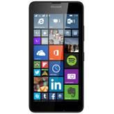 "Smartphone MICROSOFT Lumia 640 XL DS, 5.7"" IPS multitouch, QuadCore Cortex A7 1.2 GHz, 1GB RAM, 8GB Flash, GPS, MicroSD, Dual SIM, BT, 2x kamera, Windows 8.1, crni"
