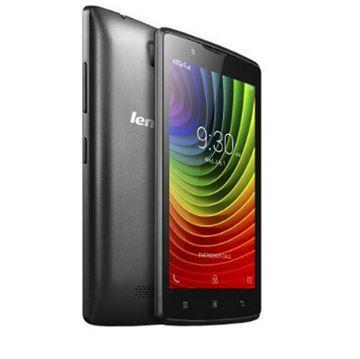 "Smartphone LENOVO A2010, 4,5"" multitouch, QuadCore MT6735M 1.0GHz, 1GB RAM, 8GB Flash, Dual SIM, MicroSD, kamera, BT, GPS, Android 5.1, crni"