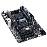 Matična ploča GIGABYTE GA-970A-DS3P, AMD970/SB950, DDR3, zvuk, G-LAN, S-ATA, RAID, PCI-E, CrossFireX, USB 3.0, ATX, s. AM3 / AM3+