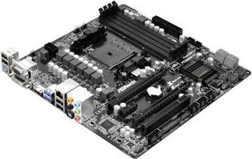 Matična ploča ASROCK FM2A88M EXTREME4+, AMD A88X, DDR3, zvuk, SATA, RAID, G-LAN, PCI-E, HDMI, DVI, D-SUB, USB 3.0, mATX, s. FM2/FM2+