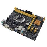 Matična ploča ASUS H81-GAMER, Intel H81, DDR3, zvuk, G-LAN, SATA, PCI-E, D-SUB, DVI, USB 3.0, ATX, s. 1150