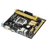 Matična ploča ASUS H81M-R, Intel H81, DDR3, zvuk, G-LAN, SATA, PCI-E, D-SUB, DVI, USB 3.0, mATX, s. 1150