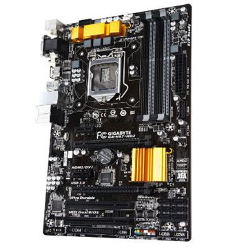 Matična ploča GIGABYTE GA-H97-HD3, Intel H97, DDR3, zvuk, SATA, PCI-E 3.0, G-LAN, USB 3.0, D-SUB, DVI-D, HDMI, ATX, s. 1150