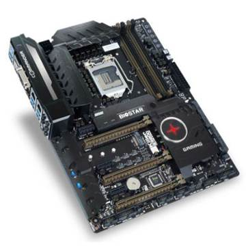 Matična ploča BIOSTAR GAMING Z170X, Intel Z170, DDR4, zvuk, SATA, RAID, G-LAN, PCI-E, M.2, HDMI, DVI, DP, USB 3.1, ATX, s. 1151