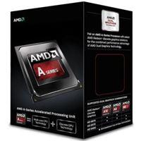Procesor AMD A10 X4 7700K BOX, Black Edition, s. FM2+, 3.8GHz, 4MB cache, GPU R7, Quad Core