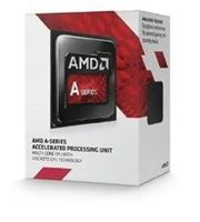 Procesor AMD Athlon X4 5150 BOX, s. AM1, 1.6GHz, 2MB cache, Radeon HD 8400, Quad Core