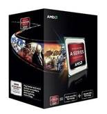 Procesor AMD A6 X2 7400K BOX, Black Edition, s. FM2+, 3.9GHz, 1MB cache, GPU R5, Dual Core