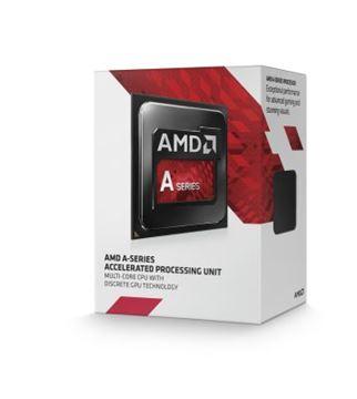 Procesor AMD A8 X4 7600 BOX, s. FM2+, 3.8GHz, 4MB cache, GPU R7, Quad Core
