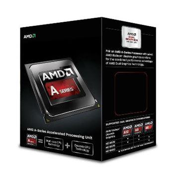 Procesor AMD A4 X2 7300 BOX, s. FM2+, 3.8GHz, 1MB cache, GPU R3, Dual Core
