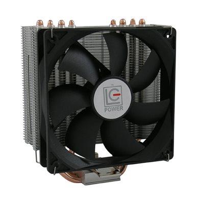 Cooler LC POWER LC-CC-120, socket 775/1150/1155/1156/1366/2011/FM1/FM2/AM2/AM3