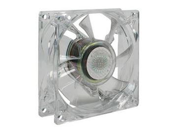 Ventilator COOLERMASTER 120mm, crveni LED, 21db, R4-BCBR-12FR-R1