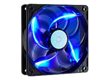 Ventilator COOLERMASTER 200mm, plavi LED, 19db, R4-LUS-07AB-GP