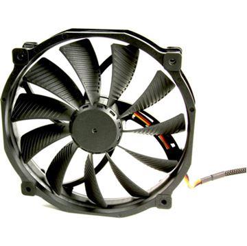 Ventilator SCYTHE Glide Stream, 140mm (kompatibilno sa 120mm), 1200 okr./min