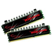 Memorija PC-10666, 4 GB G.SKILL Ripjaws series, F3-10666CL7D-4GBRH, DDR3 1333MHz, kit 2x2GB