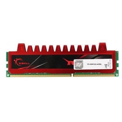 Memorija PC-10666, 4 GB, G.SKILL Ripjaws series, F3-10666CL9S-4GBRL, DDR3 1333MHz