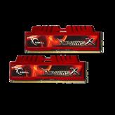 Memorija PC-10666, 8 GB, G.SKILL Ripjaws X series, F3-10666CL9D-8GBXL, DDR3 1333MHz, kit 2x4GB