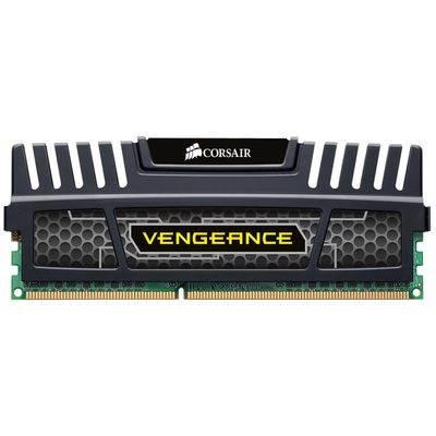 Memorija PC-12800, 4 GB, CORSAIR CMZ4GX3M1A1600C9 Vengeance, DDR3 1600MHz