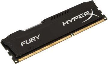 Memorija PC-14900, 8 GB, KINGSTON HyperX Fury Black HX318C10FB/8 DDR3 1866MHz