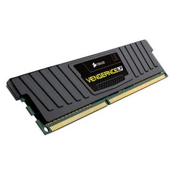 Memorija PC-12800, 4GB, CORSAIR CML4GX3M1A1600C9 Vengeance LP DDR3 1600MHz